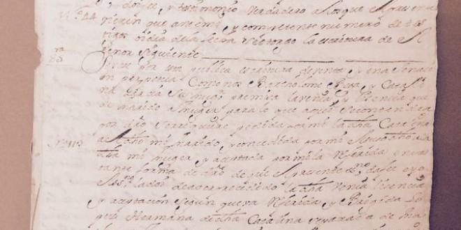 Los primeros testigos de la violencia machista que no miraron a otro lado datan del siglo XVIII