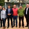Salvador se reúne con concejales de Ciudadanos de Atarfe para interesarse por las problemáticas del municipio