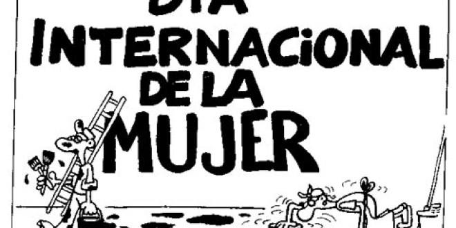 » Iconografía oficial de la mujer» por Alberto Granados