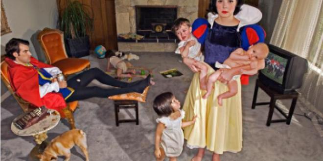 «Des-Princesamiento» para Niñas