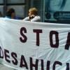 Los desahucios crecen un 23% en Granada mientras en España ya bajan