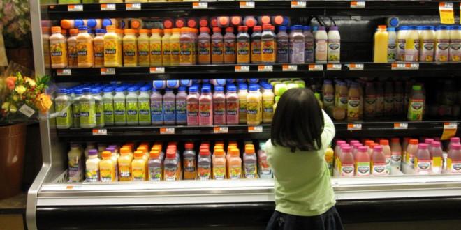 """Los zumos infantiles tienen un nivel de azúcar """"inaceptablemente alto"""""""