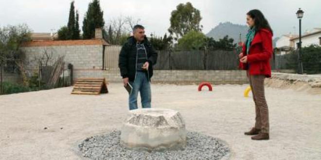 ATARFE: Un parque canino en un solar de la calle Alcaparra