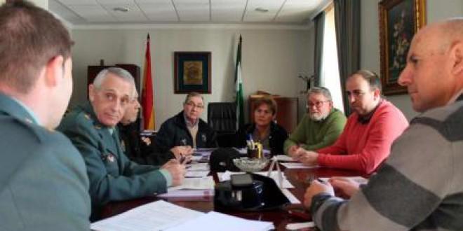 Los delitos en Atarfe descendieron un 7% en 2015