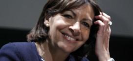 Hija de rojos, andaluza y alcaldesa de París