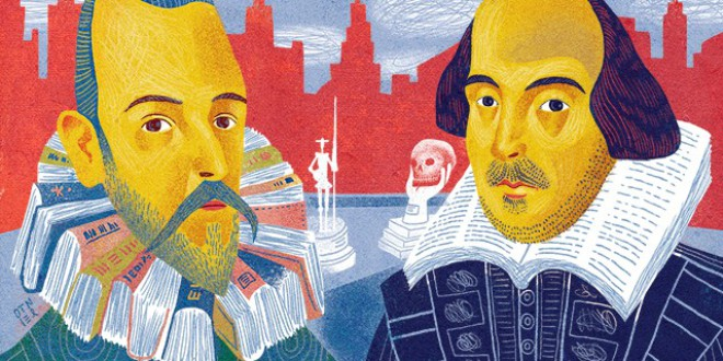 Shakespeare se mira en el espejo de Cervantes