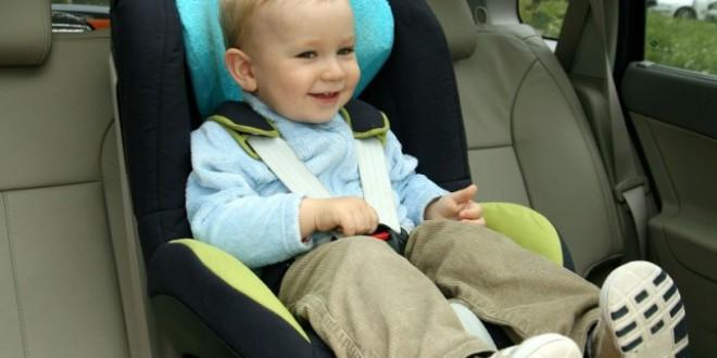 ¿Cuál es el asiento más seguro para la silla del bebé?