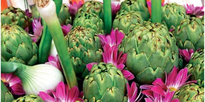 Las 10 verduras que debes disfrutar en primavera