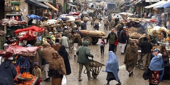 Esto es Afganistan ahora, pero cuando veas cómo era en el pasado no lo creerás