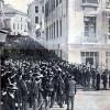 """""""MANIFESTACIÓN DE REMOLACHEROS DE 1908"""" por Jose Enrique Granados"""