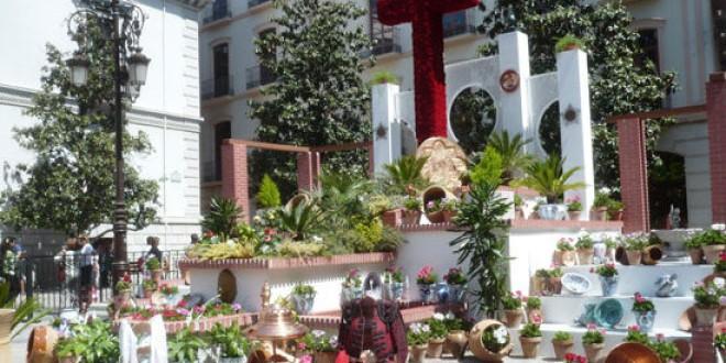 Tradiciones del DIA DE LA CRUZ en Granada