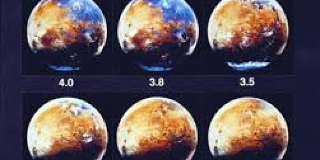 Marte tuvo agua suficiente para cubrir todo el planeta