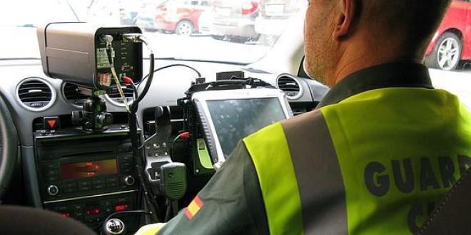 La DGT blinda el área metropolitana con cinco nuevos radares móviles