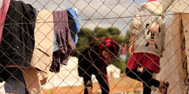 El peligro añadido de ser mujer refugiada