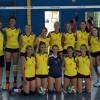 Las chicas del CDU Voleibol de Atarfe han quedado finalmente cuartas en el Campeonato de España