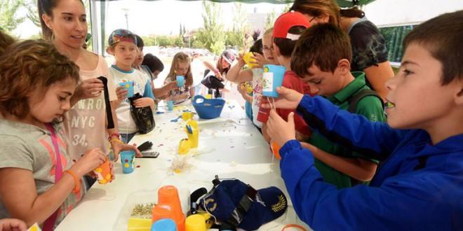 Escolares de Atarfe y Albolote aprenden a hacer un uso racional del agua y reducir su consumo