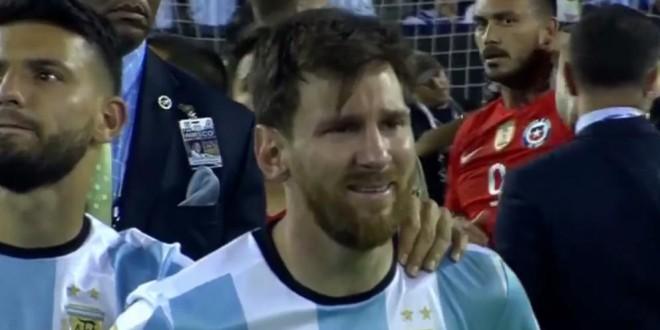 La emotiva carta de una profesora a Messi: «No les hagas creer que solo importa ganar»