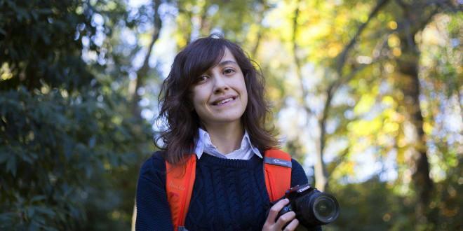 La ATARFEÑA Marta Gómez Macías este año se une al equipo de monitoras del Campus Tecnológico para chicas
