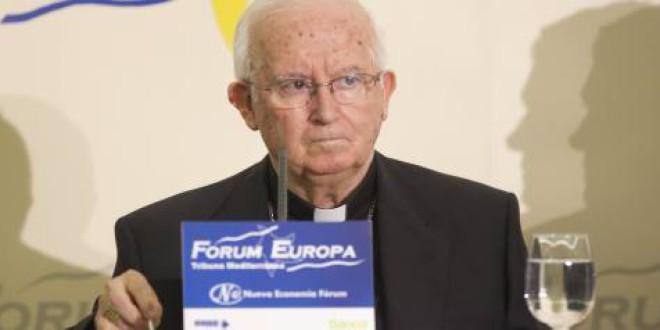 El cardenal Cañizares llama a desobedecer leyes basadas en la igualdad de género