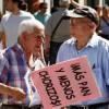 El ataque frontal a las pensiones públicas