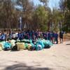 Jornada medioambiental que tuvo lugar el pasado domingo en el embalse del Cubillas