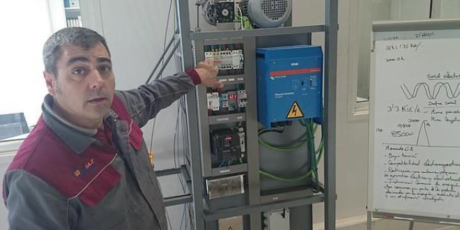 Español fabrica una máquina que reduce un 80% la factura de la luz