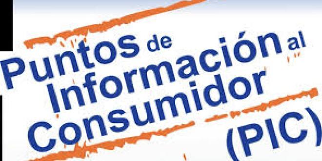 Puntos de Información para la persona consumidora