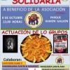 Paella solidaria de Apiema 8 de Octubre