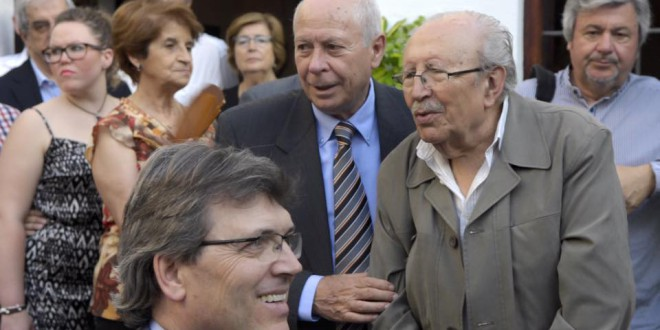 Diputación edita dos antologías de Guillén y Carvajal dedicadas a la capital y su provincia