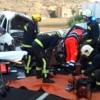 Las carreteras de Granada registran a diario cinco accidentes de tráfico con heridos