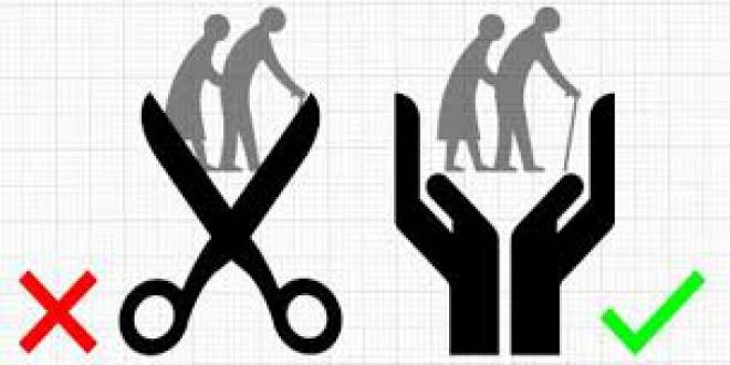 «Nos quitan el bienestar»por Victor Arrogante