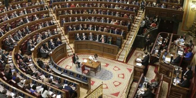 El Congreso inicia el proceso parlamentario para tumbar la Lomce con el voto en contra del PP