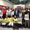 Ocho localidades metropolitanas, protagonistas de la II Ecomaratón Vega de Granada