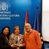 ATARFE: RECOGIDA DEL PREEMIO DE LA FEDERACIÓN DE MUNICIPIOS