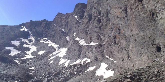 Científicos constatan la pérdida de nieve en Sierra Nevada por el aumento de las temperaturas