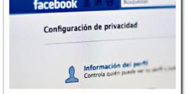 Echa un ojo a nuestro vídeo para configurar tu privacidad en Facebook