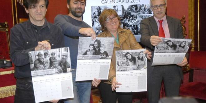 Un calendario solidario y musical para dar visibilidad al autismo