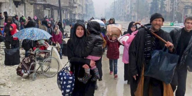 Alepo: Las fuerzas gubernamentales sirias están masacrando a sangre fría a civiles