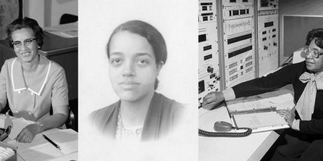 La historia que no conocías de las tres mujeres negras que hicieron posible la llegada del hombre a la Luna