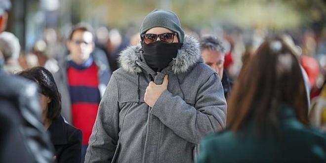 Frío siberiano esta semana en Granada, -7 grados el miércoles y posible nieve el jueves