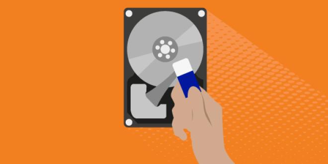 Elimina de forma segura los datos de tus dispositivos de almacenamiento