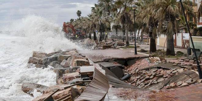 España, un punto crítico del cambio climático