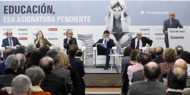 Por un acuerdo educativo estable y eficaz en España
