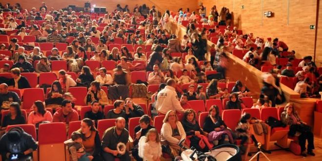ATARFE: hoy teatro «DOÑA CLARINES» por la Escuela de Teatro Ciudad Atarfe