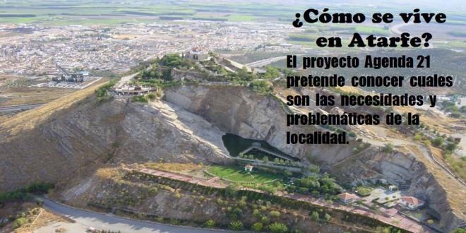 MIERCOLES 21 PRIMERA REUNIÓN DE AGENDA 21 DE ATARFE