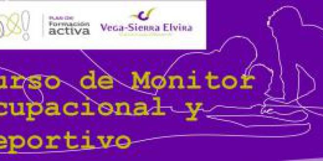 DEPORTES: Curso de monitor ocupacional y deportivo para jóvenes desempleados