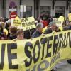 """Llaman a la participación en la manifestación del """"12 a las 12"""" tras 700 días de """"aislamiento ferroviario"""""""