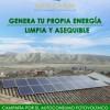 Granada informa de los beneficios de instalar placas solares en los domicilios