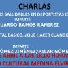 CHARLAS SOBRE DEPORTE DIRIGIDAS A JÓVENES Y PADRES.