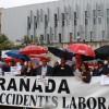 Granada registra en el primer trimestre 113 accidentes laborales más que el año pasado